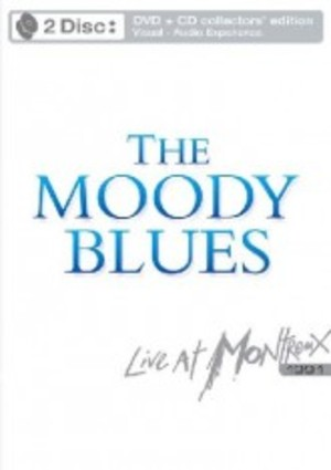 MOODY BLUES - LIVE AT MONTREAUX (DVD+CD) (DVD)
