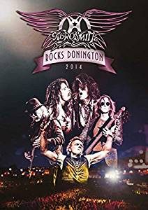 AEROSMITH - ROCKS DONINGTON 2014 (1 DVD + 3 LP) DVD, NTSC (LP)