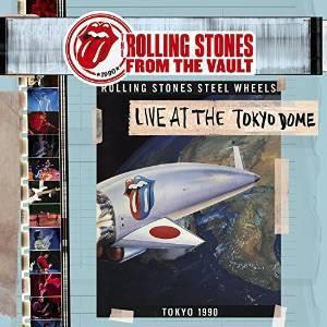 ROLLING STONES - FROM THE VAULT - LIVE AT TOKIO DOME 1990 (1 DVD