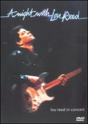 LOU REED - A NIGHT WITH (DVD)