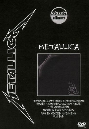 METALLICA - METALLICA (DVD)