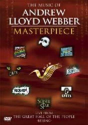 ANDREW LLOYD WEBBER - MASTERPIECE (DVD)