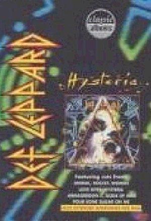 DEF LEPPARD HYSTERIA (DVD)