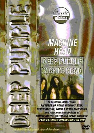 DEEP PURPLE - MACHINE HEAD (DVD)