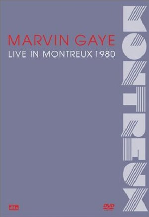 MARVIN GAYE LIVE IN MONTREUX 1980 (DVD)