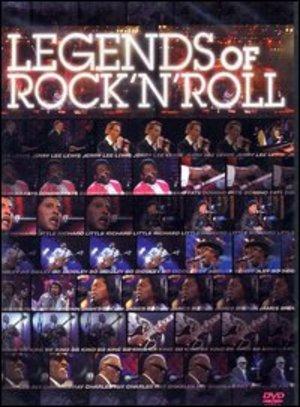 LEGENDS OF ROCK'N'ROLL (DVD)