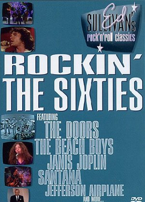 ED SULLIVAN'S ROCKIN THE SIXTIES (DVD)