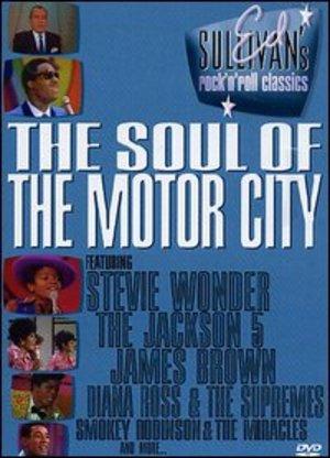 ED SULLIVAN'S THE SOUL OF THE MOTOR CITY DVD (DVD)
