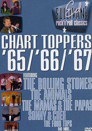 ED SULLIVAN'S CHART TOPPERS 65-66-67 (DVD)