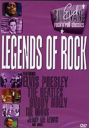 ED SULLIVAN'S LEGENDS OF ROCK (DVD)