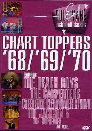 ED SULLIVAN'S CHART TOPPERS 68/69/70 (DVD)