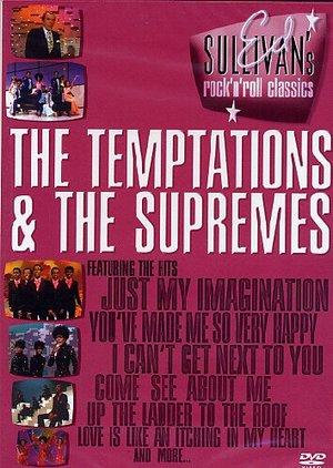 ED SULLIVAN'S THE TEMPTATIONS & THE SUPREMES DVD (DVD)