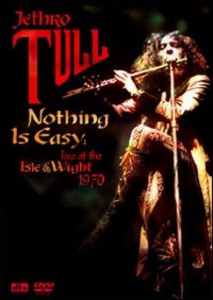 JETHRO TULL NOTHING IS EASY (DVD)