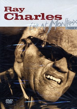 RAY CHARLES LIVE AT MONTREAUX (DVD)