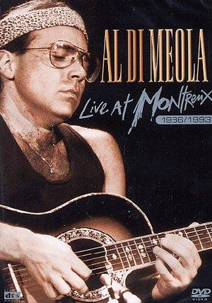AL DI MEOLA LIVE AT MONTREAUX (DVD)