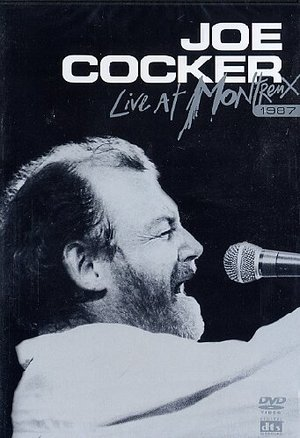 JOE COCKER - LIVE AT MONTREUX 1987 (DVD)