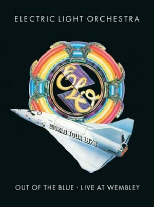 ELECTRIC LIGHT ORCHESTRA - OUT OF THE BLUE - LIVE AT WEMBLEY (SE