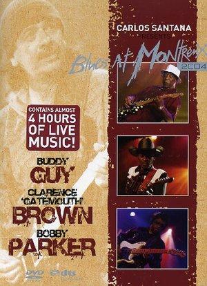 CARLOS SANTANA PRESENTS BLUES AT MONTREUX 2004 (3 DVD) (DVD)