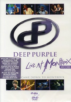 DEEP PURPLE - LIVE AT MONTREUX 2006 (2DVD) (DVD)