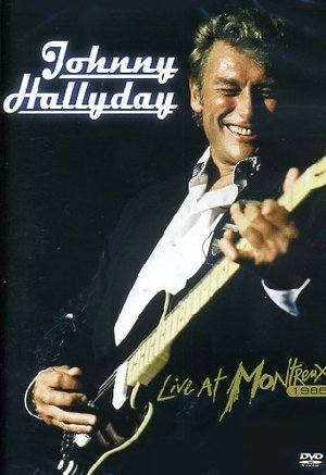 JOHNNY HALLYDAY - LIVE AT MONTREUX 1988 (DVD)