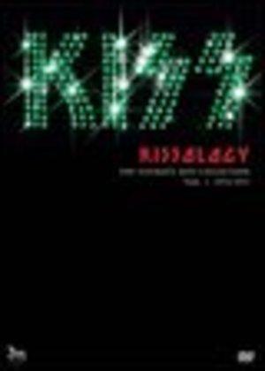 KISS. KISSOLOGY. VOL. 1. 1974-1977 (DVD)