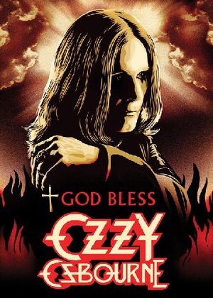 OZZY OSBURNE - GOD BLESS (DVD)