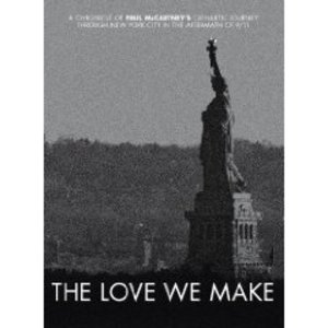 THE LOVE WE MAKE (DVD)