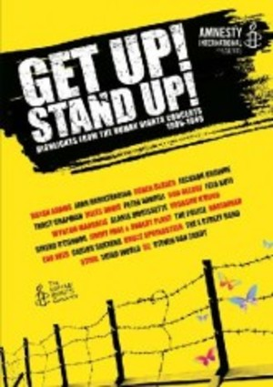 GET UP STAND UP (DVD)