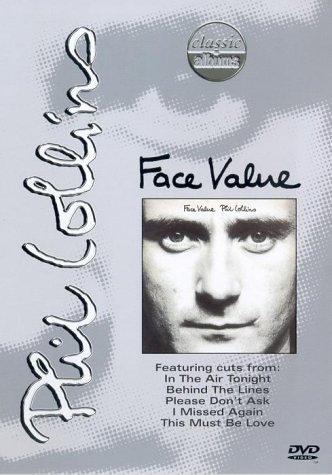 PHIL COLLINS - FACE VALUE: CLASSIC ALBUM (DVD)