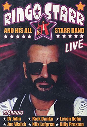 RINGO STARR - AND HIS ALL STAR BAND (DVD)