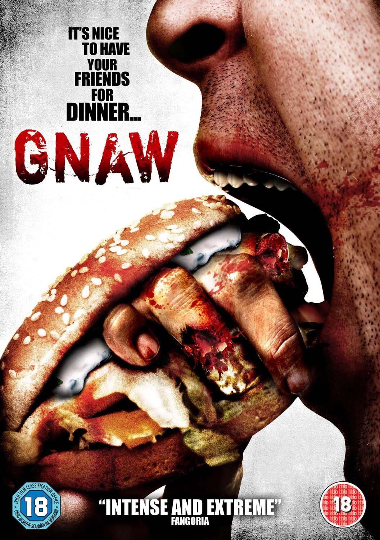 GNAW [EDIZIONE: REGNO UNITO] (DVD)