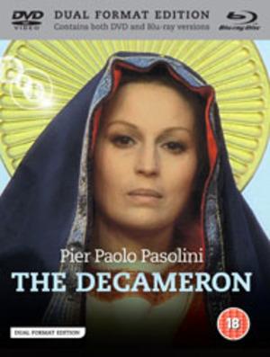 IL DECAMERON / THE DECAMERON (BLU-RAY) (IMPORT)