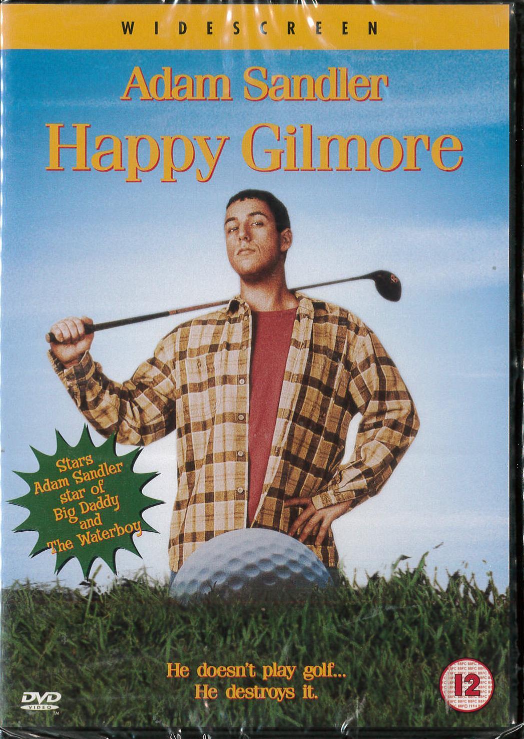 HAPPY GILMORE [EDIZIONE: REGNO UNITO] [ITA] (DVD)