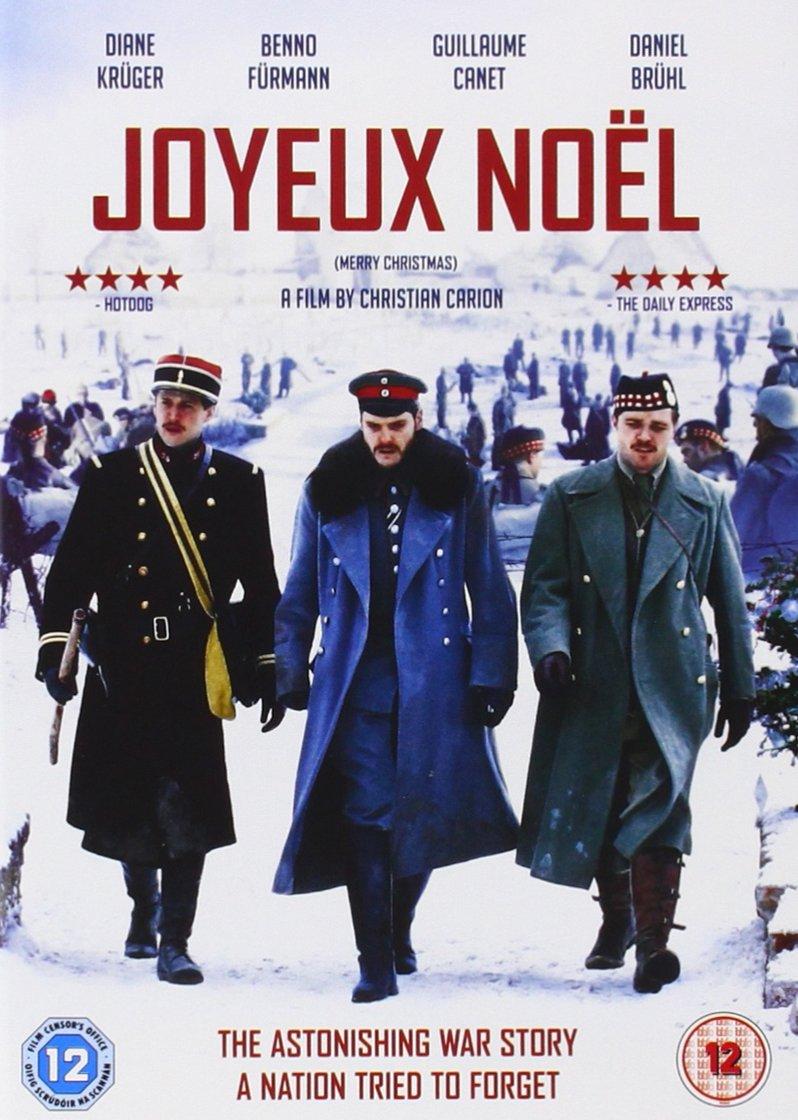 JOYEUX NOEL [EDIZIONE: REGNO UNITO] (DVD)