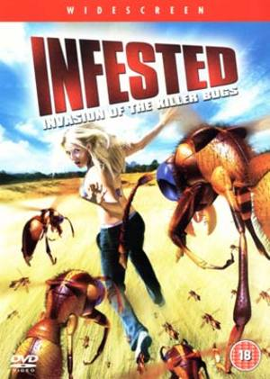 LO SCIAME / INFESTED (DVD)