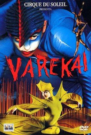 CIRQUE DU SOLEIL - VAREKAI (IMPORT) (DVD)