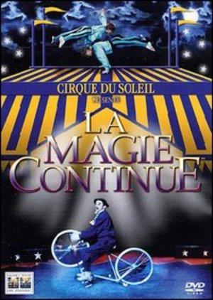 CIRQUE DU SOLEIL - LA MAGIE CONTINUE (IMPORT) (DVD)
