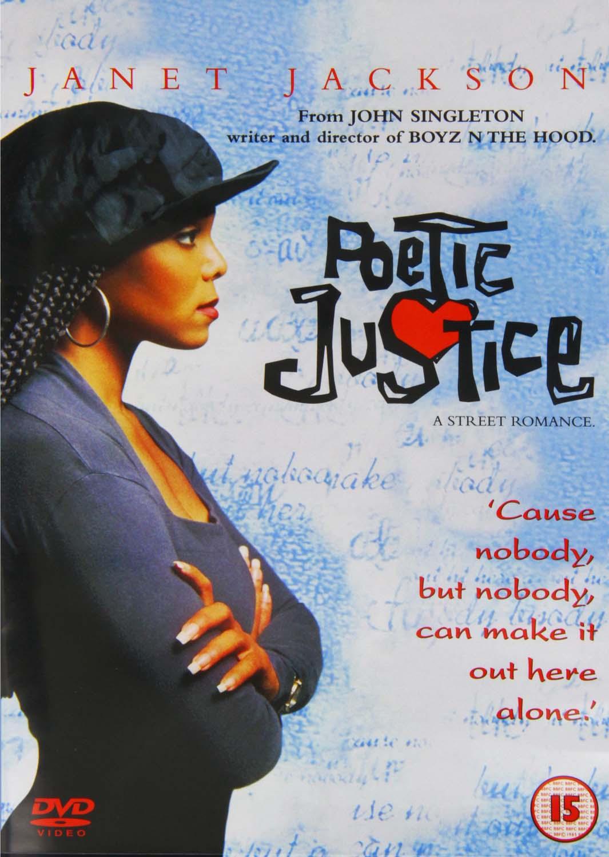 POETIC JUSTICE [EDIZIONE: REGNO UNITO] (DVD)