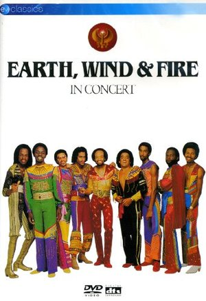 EARTH WIND AND FIRE - IN CONCERT (1981 ) (DVD)