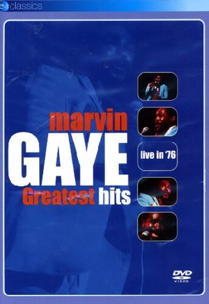MARVIN GAYE - GREATEST HITS LIVE IN '76 (DVD)