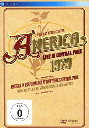 AMERICA - LIVE IN CENTRAL PARK 1979 [EDIZIONE: GERMANIA] (DVD)
