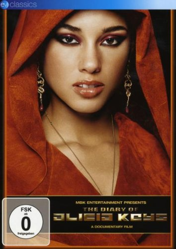 ALICIA KEYS - THE DIARY OF... A DOCUMENTARY FILM (DVD)