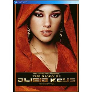 ALICIA KEYS - DIARY OF (DVD)