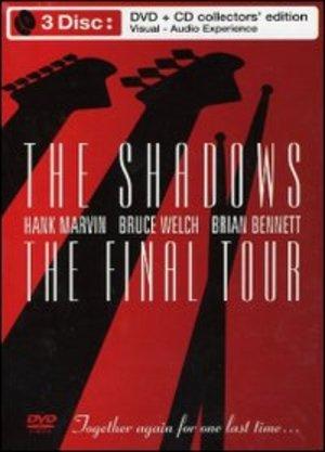 THE SHADOWS. THE FINAL TOUR (DVD)