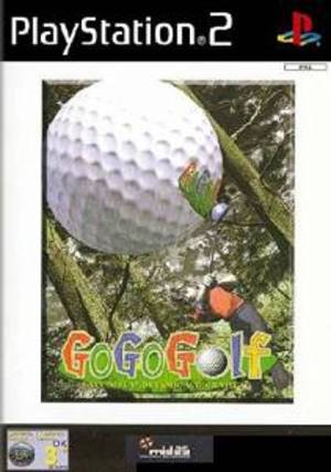 GO GO GOLF PLATINUM PS2