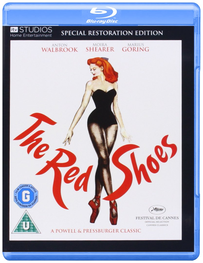 THE RED SHOES - SPECIAL RESTORATION EDITION [EDIZIONE: REGNO UNI