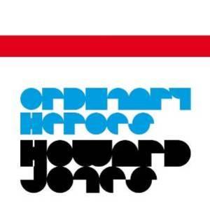 HOWARD JONES - ORDINARY HEROES (CD)