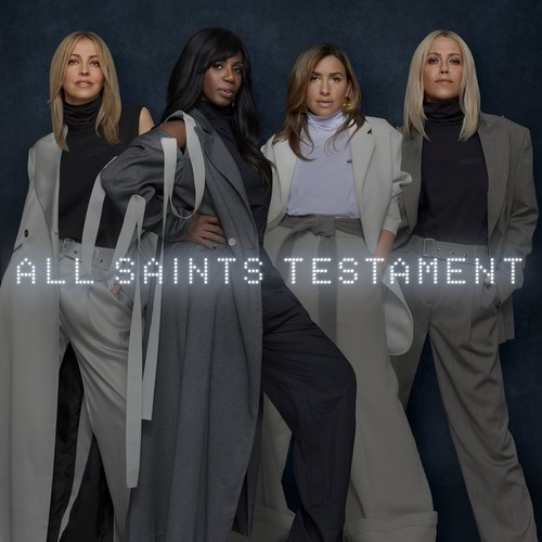 ALL SAINTS - TESTAMENT (CD)