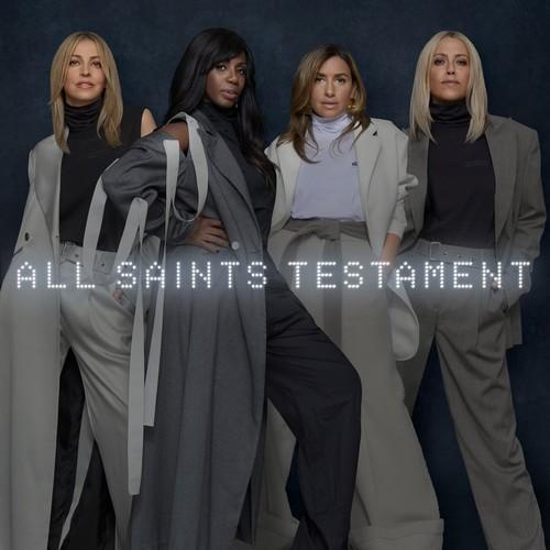 ALL SAINTS - TESTAMENT (CD)