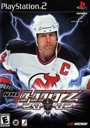 NHL HITZ 20-02 PS 2